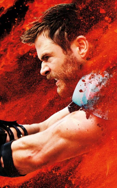 Chris Hemsworth In Thor Ragnarok Movie 4K Ultra HD Mobile Wallpaper