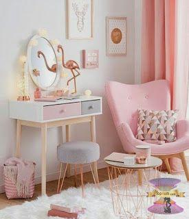 ارقى تصميمات وديكورات غرف نوم اطفال بنات 2021 Gold Bedroom Decor Rose Gold Bedroom Decor Rose Gold Bedroom