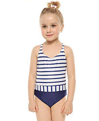 Splendid Girls Big X-Back One Piece Swimsuit