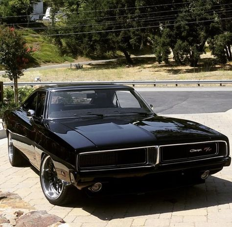 Pretty Cars, Cute Cars, Funny Cars, Mopar, Street Racing Cars, Auto Racing, Drag Racing, Old Vintage Cars, 1969 Dodge Charger