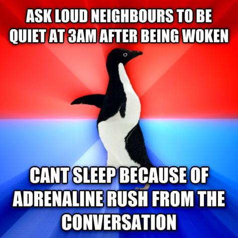 socially awkward penguin generator