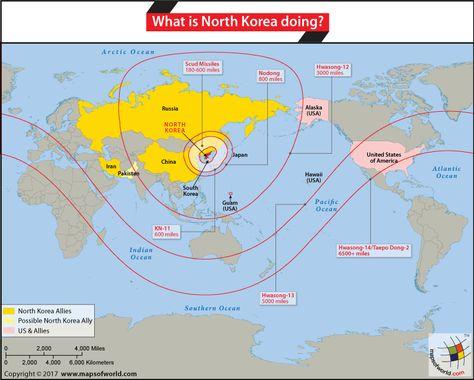 """La amenaza de Corea del Norte aumenta """"cada día"""", afirma asesor de Seguridad Nacional de EEUU"""