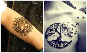 Resultado De Imagen Para Tatuajes De Atrapasuenos Para Hombre Tatuaje Arbol De La Vida Tatuaje Del Arbol De La Vida Significado Del Arbol De La Vida