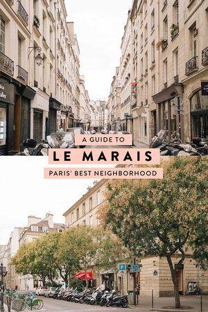 Best Area To Stay In Paris Le Marais With Images Visit Paris