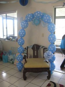 Superior Decorate Baby Shower Chair Mom