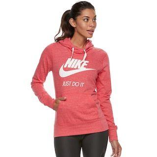 Women S Nike Sportswear Gym Vintage Hoodie Kohls Vintage Hoodies Nike Women Nike Sportswear