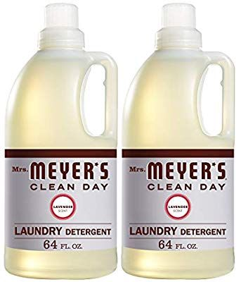 Amazon Com Mrs Meyer S Laundry Detergent Lavender 64 Fl Oz 2