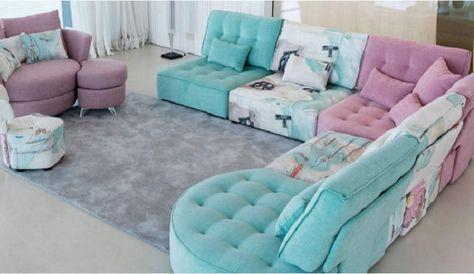 Alice Modular Sofa in 2019   Sofa, Modular sofa, Living room ...