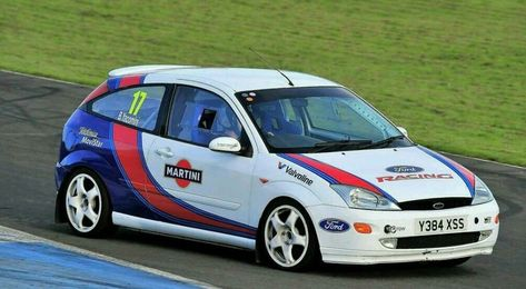 Swap P Ex Ford Focus Track Car Jenveys And Omex In