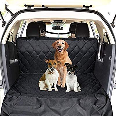 Amazon Com Ccjk Pet Cargo Cover Liner Dog Waterproof Machine Washable Nonslip Backing Free Pet Barrier Univ Dog Car Seat Cover Pet Barrier Dog Car Seats