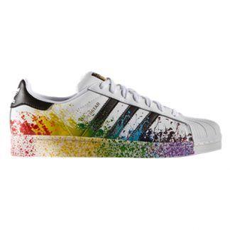adidas Uniex Sneaker Superstar 'Pride