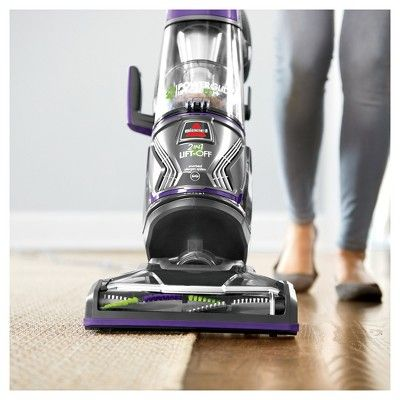 Powerglide Lift Off Pet Plus Vacuum Purple Silver Vacuums How