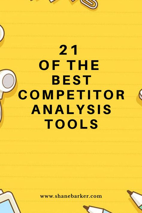 Best Competitor Analysis Tools to Increase Website Traffic in 2019
