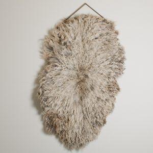 Buy A Rug Felted Sheepskin Rugs Handmade In Devon Sheepskin Rug Handmade Rugs Handmade