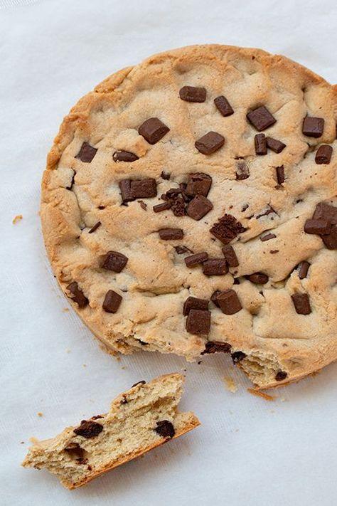 Einen XXL Chocolate Chip Cookie, bitte! - Dinner4Friends