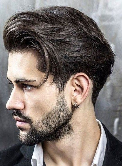 16 Sexiest Hairstyles For Men With Thin Fine Hair Classic Mens Hairstyles Long Hair Styles Men Mens Hairstyles Medium