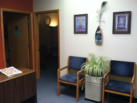 The Main Atrium at Southwestern Counseling Center