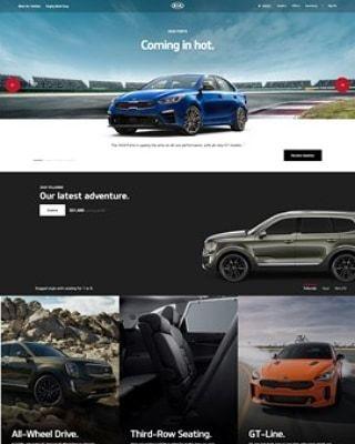 Kia Motors America Launches RedesignedKIA COM See more at
