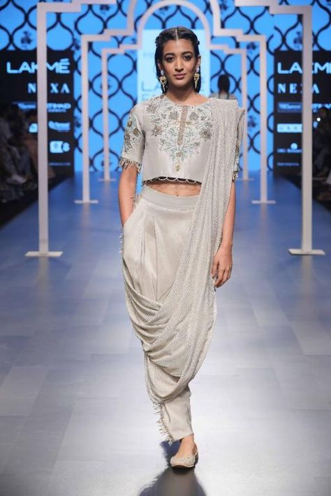 Best of Lakme Fashion Week 2018 – Designer Lehengas &