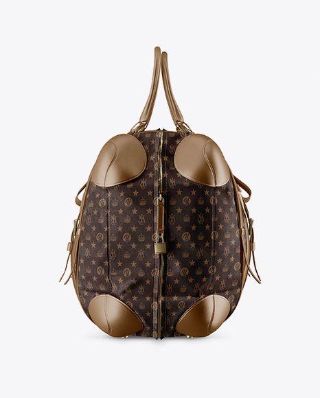 Download Leather Bag Mockup Side View Bag Mockup Leather Bag Mockup Psd