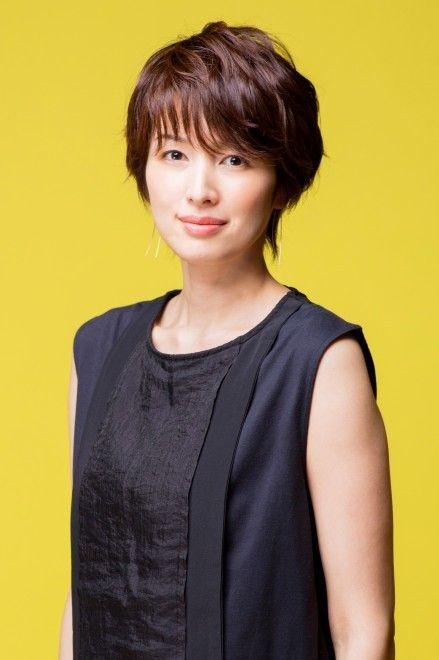 吉瀬美智子の画像 写真 吉瀬美智子 髪型 吉瀬美智子 ヘアスタイル