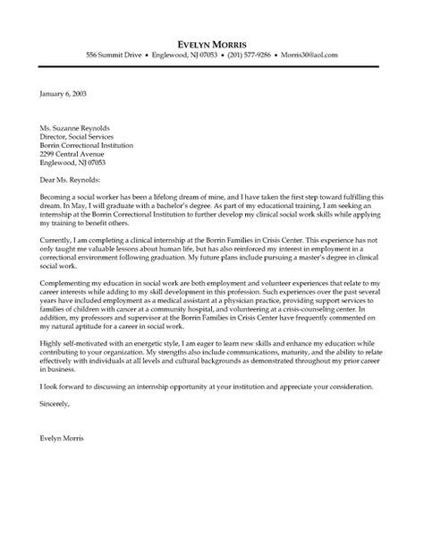 Cover Letter Examples For Internships Leslie Rivera 860Leslierivera On Pinterest