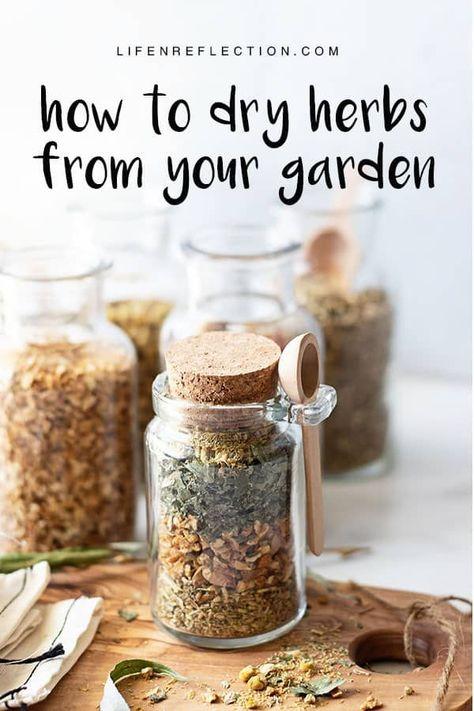Herbal Tea Garden Ideas: DIY Garden Bath Tea