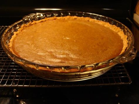 BEST EVER PUMPKIN PIE - This really is the BEST EVER recipe for pumpkin pie! Nicely spiced and just the right amount of sweet - serve with real whipped cream!