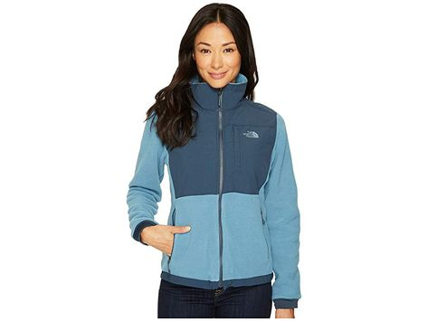 4d8508a14d3 The North Face Denali 2 Jacket (Provincial Blue Ink Blue) Women s Coat. The  natural evolution of The North Face icon the Denali 2 Jacket updates the ...
