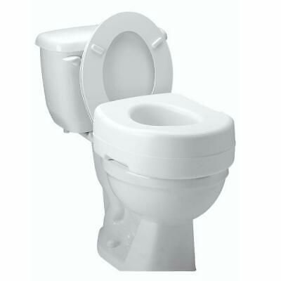 Advertisement Ebay Raised Toilet Seat Elevated Elongated Portable