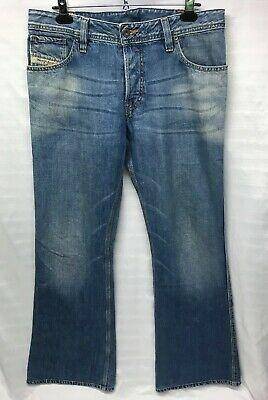 NEW BUCKLE EXCLUSIVE Trouper Stretch Jean DEPARTWEST size 32x32 Paint Distress