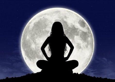 hoy es el momento para el ritual de la abundancia de la luna ...