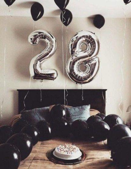 Birthday Ideas For Boyfriend Surprise Party 23 Ideas For 2019 Birthday Surprise Boyfriend Birthday Surprises For Him 28th Birthday Ideas