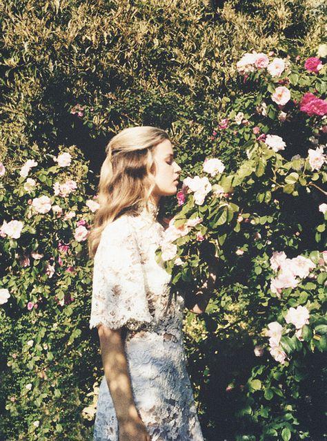 {fashion inspiration | editorial : georgia may jagger in vogue uk} | Flickr - Photo Sharing!