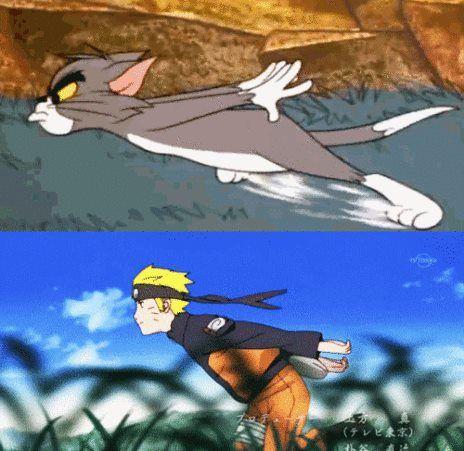Xdd Anime Animelover Otaku Manga Love Funny Anime Pics Anime Funny Naruto Run