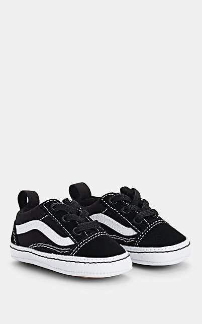 infants black vans