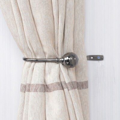 Sponsored Link Hanging Durable Home U Shaped Wall Hook Curtain