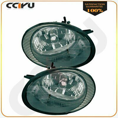 Ad Ebay 20 3170 90 20 3169 90 Pair Headlights Assembly For 1998