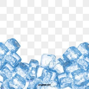 Blue Transparent Cool Ice Cube Element Ice Clipart Ice Block Cool And Refreshing Png Transparent Clipart Image And Psd File For Free Download Desain