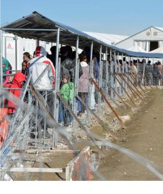 Mehr als 10 000 Flüchtlinge sind in Griechenland verschwunden