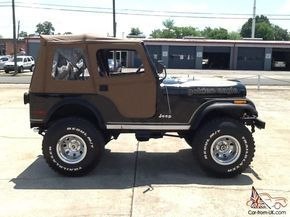 1980 Jeep Cj5 Golden Eagle For Sale Jeep Cj5 Jeep Cj Jeep