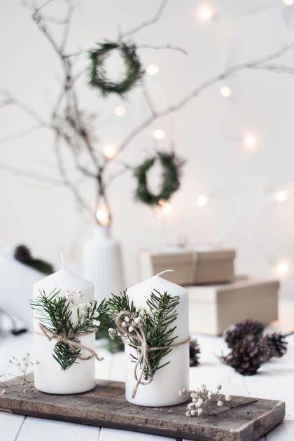 Natural Crafts Christmas 2020 Pinterest Christmas decor DIY pinterest spirit nature, natural, slow decor