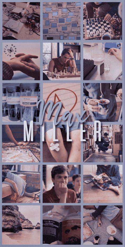 Aesthetic Max Miller