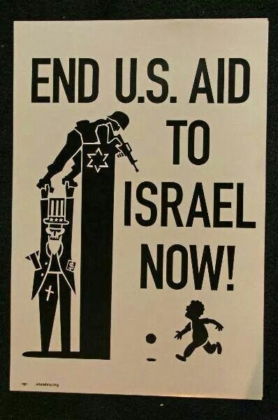 $3 Billion per year * Separate The United States Of Israel, while we still have…