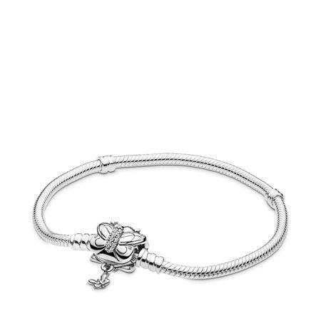 Decorative Butterfly Bracelet | Chain Bracelet | Pandora chain ...
