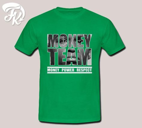 Money Team Manny Pacquiao Vs Floyd Mayweather Design Men or Unisex T-Shirt