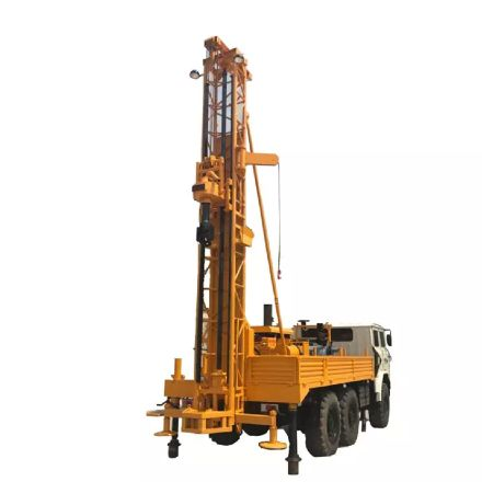 Check Out This Product On Alibaba App Used 600m Truck Mounted Deep Borehole Water Well Drilling Rig Machine For In 2020 Water Well Drilling Drilling Rig Well Drilling