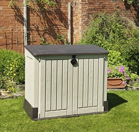 Keter Storage Container Box It Out Midi Shed Lockable