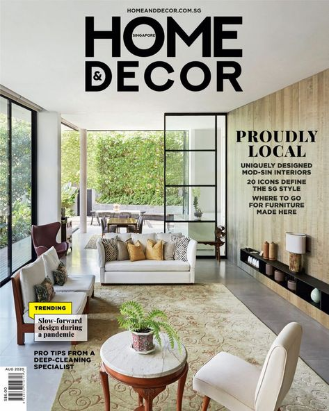 Home & Decor Back Issue August 2020 (Digital)