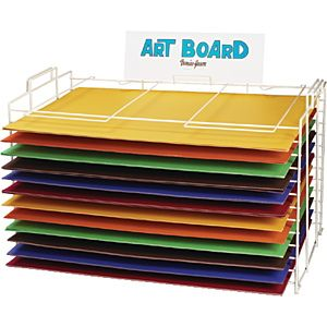 Poster Board Rack Poster Storage Board Rack Board Storage